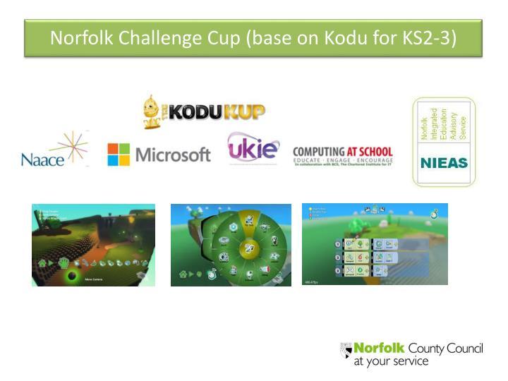 Norfolk Challenge Cup (base on