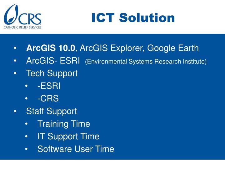 ICT Solution