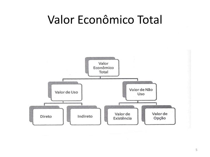 Valor Econômico Total