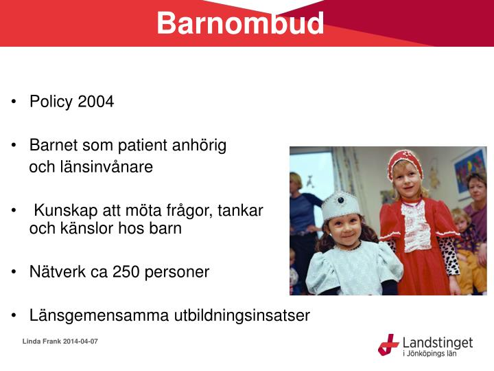 Barnombud
