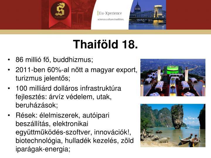 Thaiföld 18.