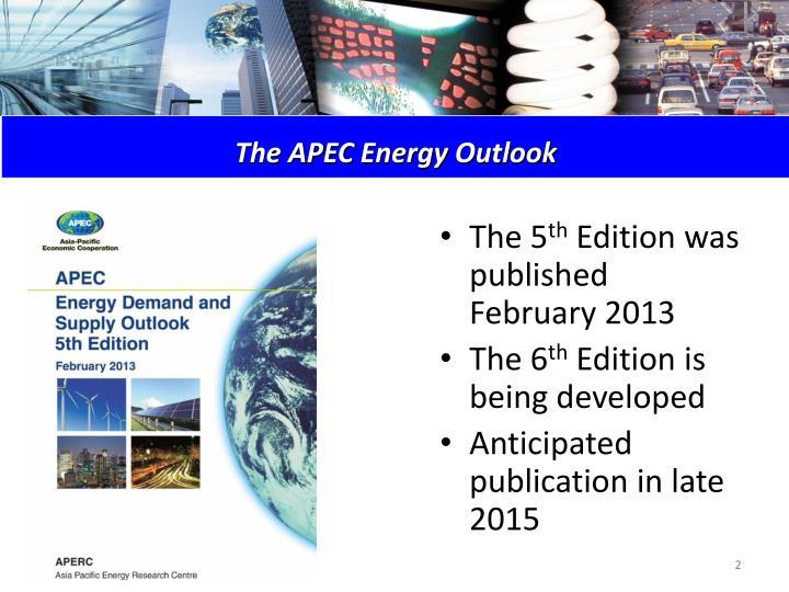 The APEC