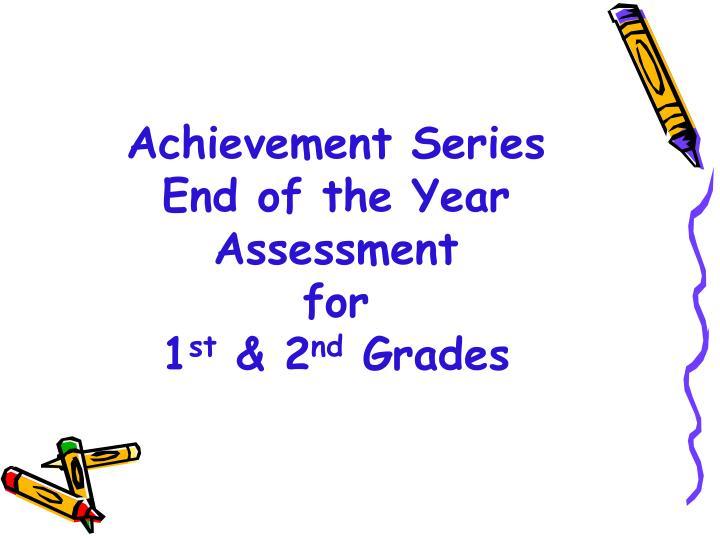 Achievement Series