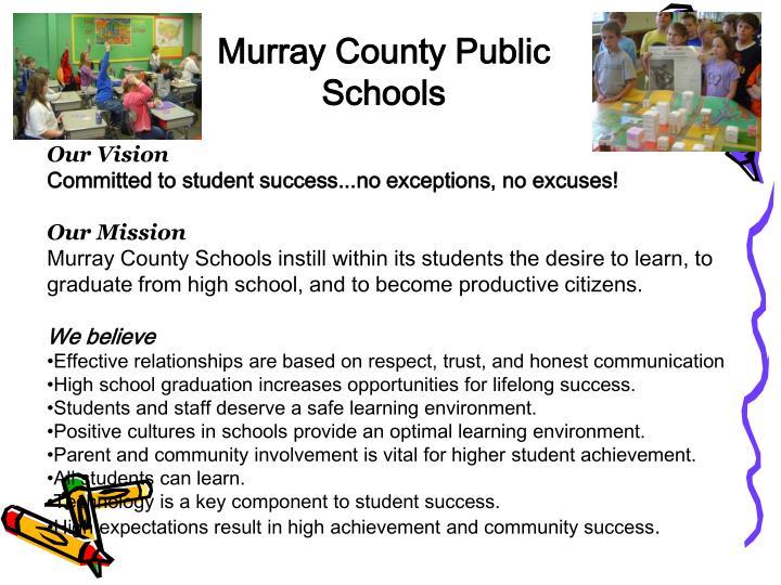 Murray County Public Schools