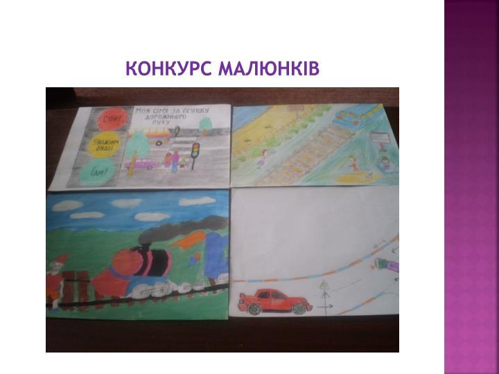 Конкурс малюнків