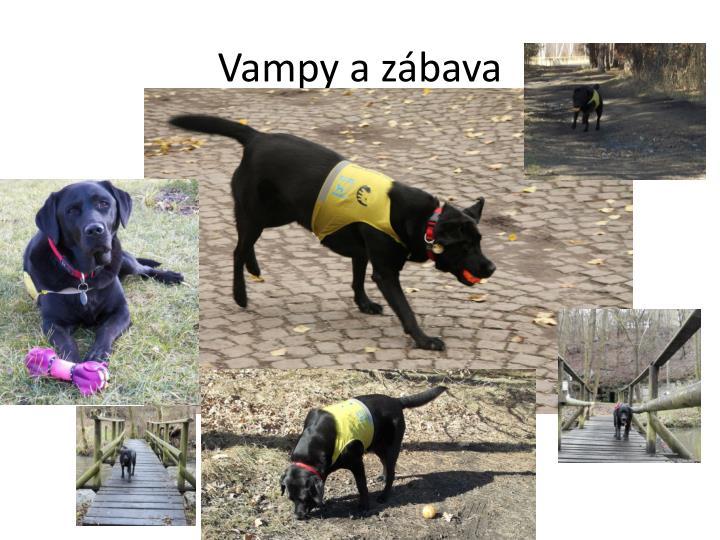 Vampy a zábava