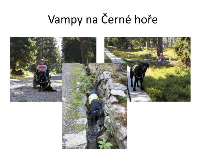 Vampy na Černé hoře