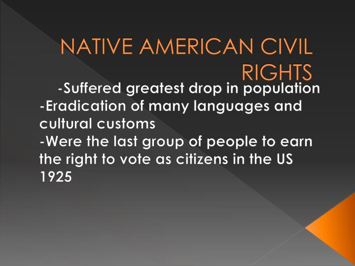 us government and native americans essay