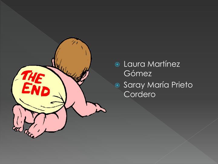 Laura Martínez Gómez