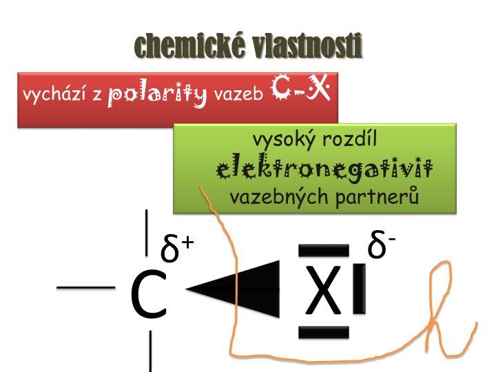 chemick vlastnosti