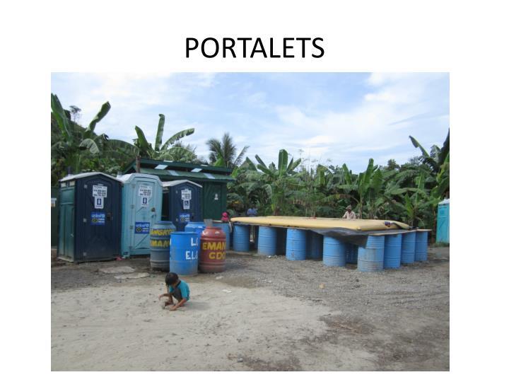 PORTALETS