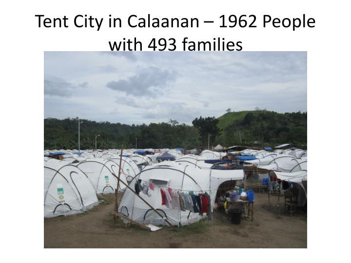 Tent City in