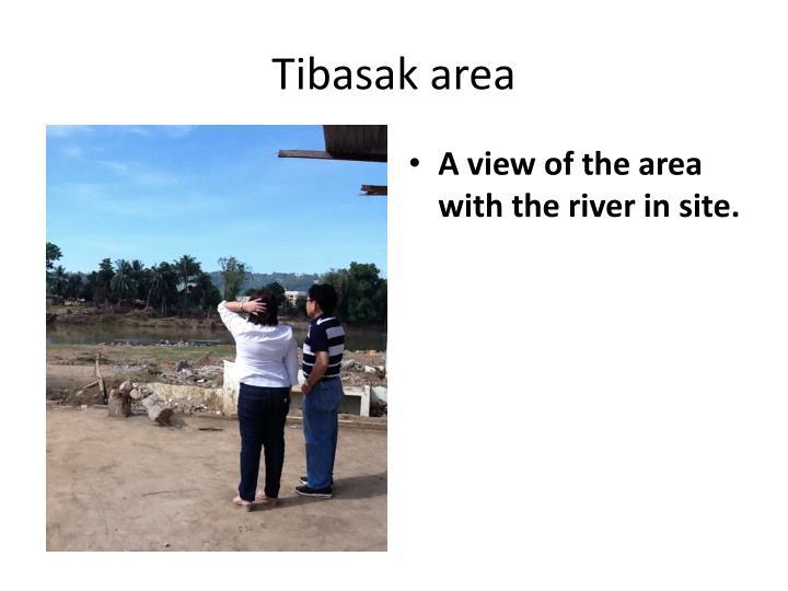 Tibasak