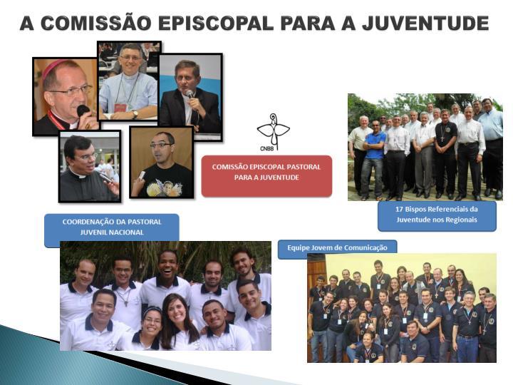 A COMISSÃO EPISCOPAL PARA A JUVENTUDE