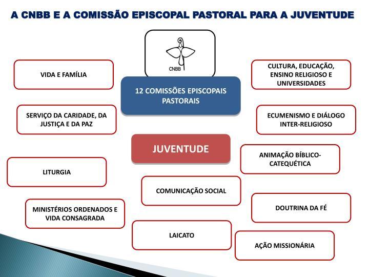 A CNBB E A COMISSÃO EPISCOPAL PASTORAL PARA A JUVENTUDE