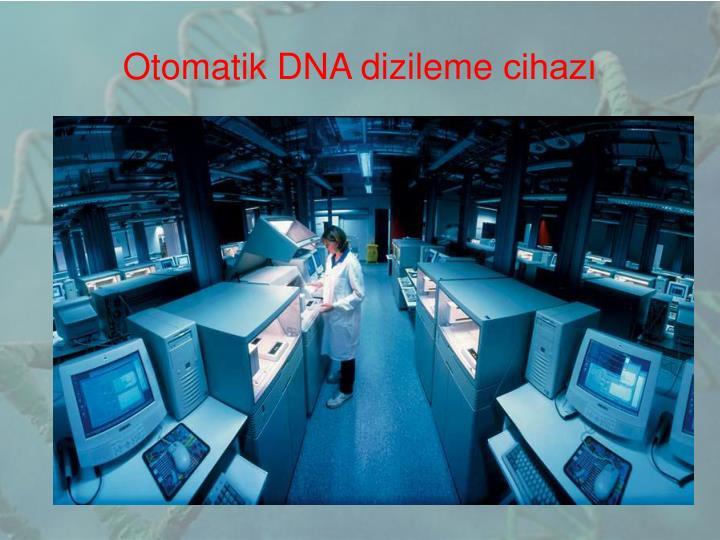 Otomatik DNA
