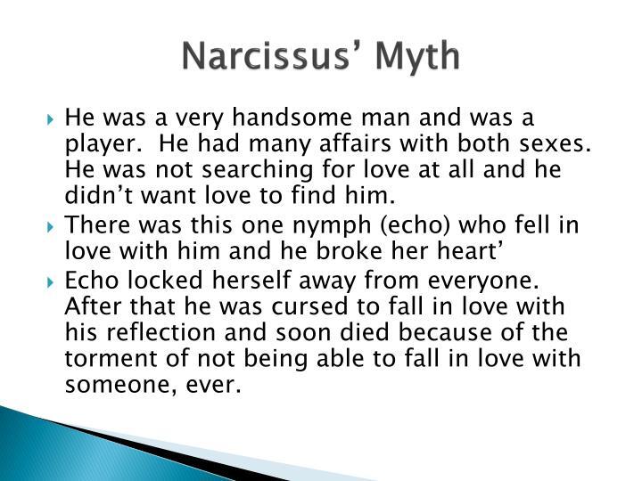 Narcissus' Myth
