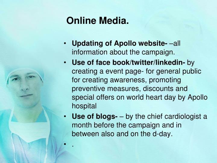 Online Media.