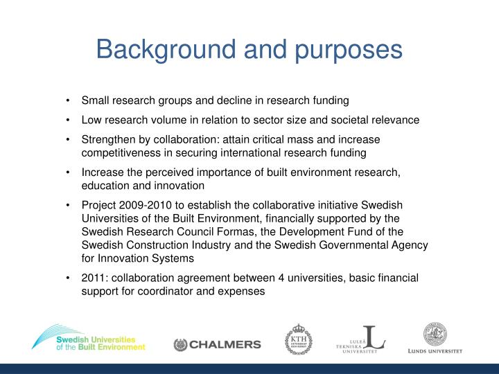 Small research groups and decline in research funding