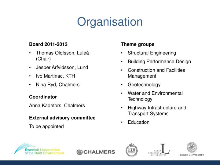 Board 2011-2013