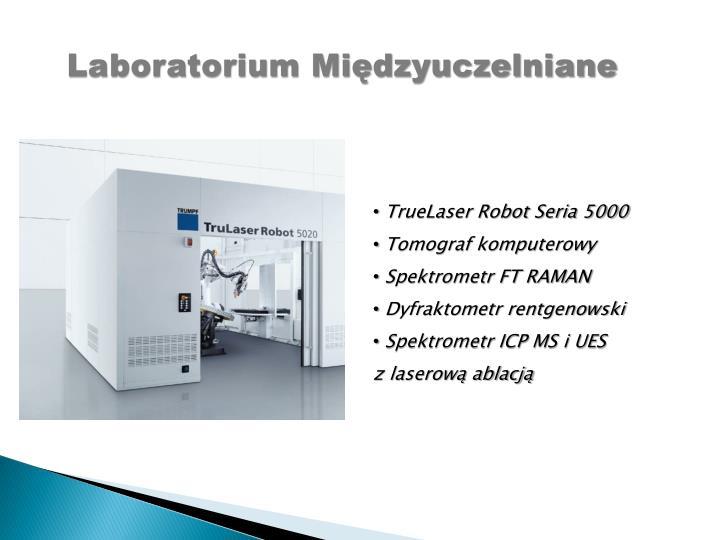Laboratorium Międzyuczelniane