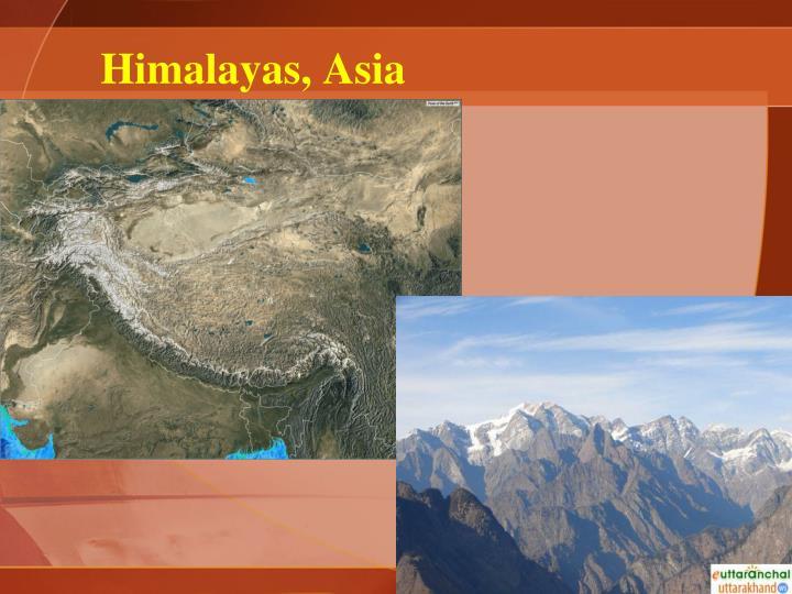 Himalayas, Asia