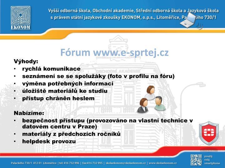 Fórum www.e-