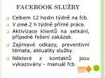 facebook slu by