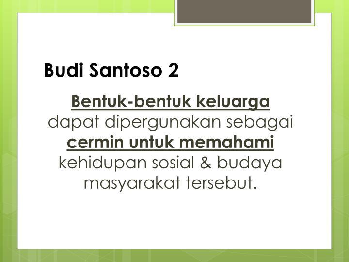 Budi Santoso 2