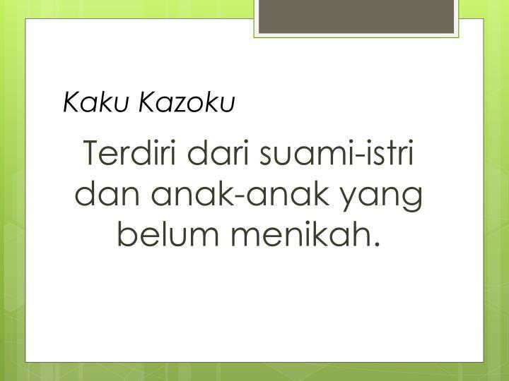 Kaku Kazoku