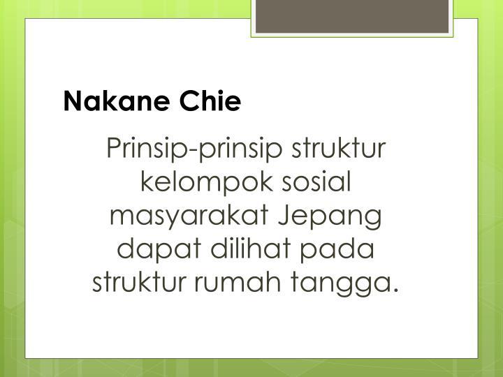 Nakane Chie