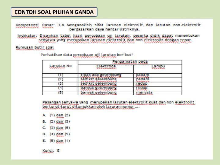 Ppt Model Penilaian Hasil Belajar Peserta Didik Powerpoint Presentation Id 3448784
