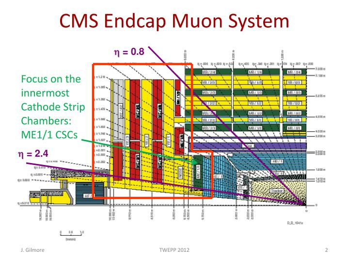 CMS Endcap