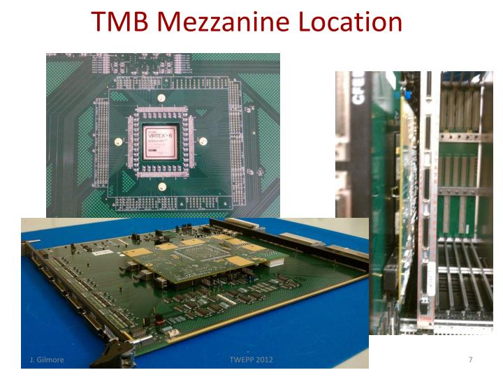 TMB Mezzanine Location