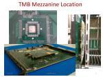 tmb mezzanine location