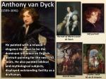 anthony van dyck 1599 1641