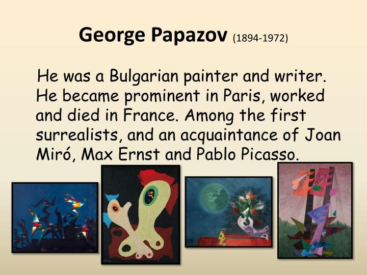George Papazov