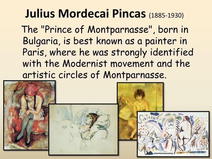 Julius Mordecai Pincas