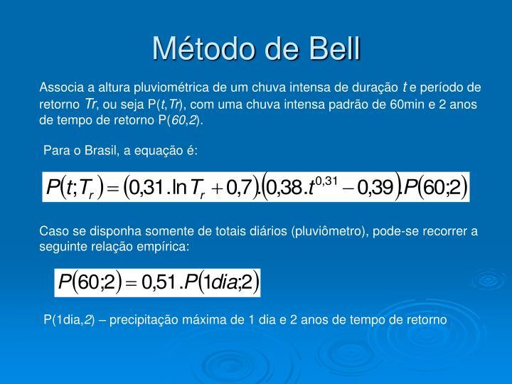 Método de Bell