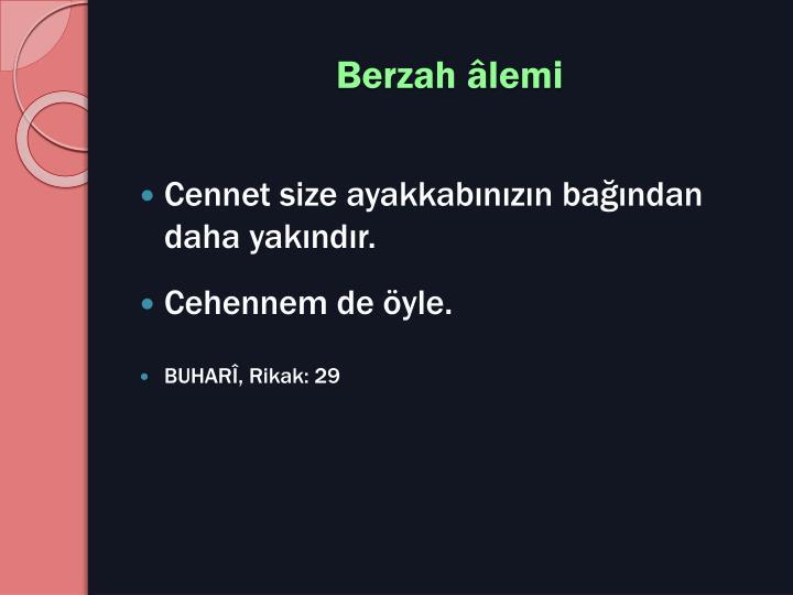 Berzah âlemi