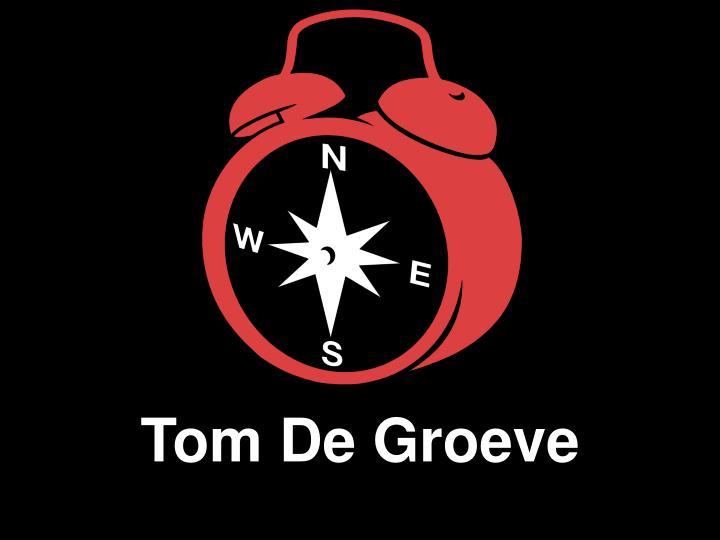 Tom De Groeve