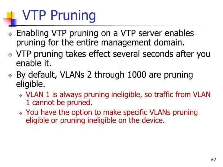 VTP Pruning