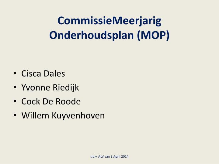 CommissieMeerjarig