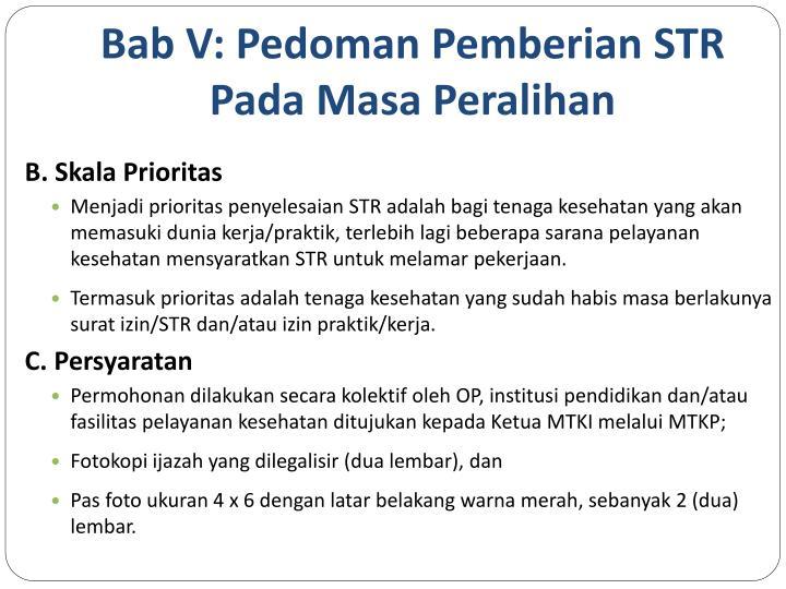 Bab V: