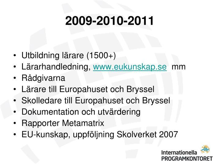 2009-2010-2011