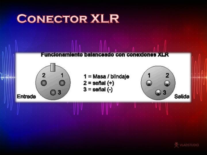 Conector XLR