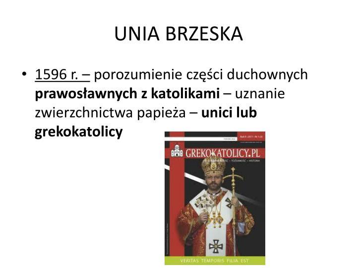 UNIA BRZESKA