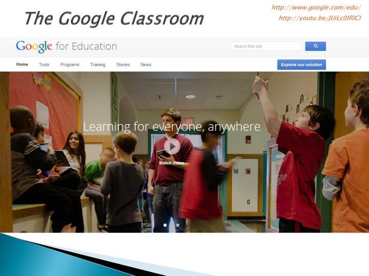 http://www.google.com/edu/