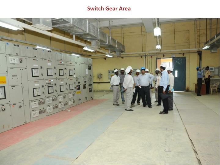 Switch Gear Area