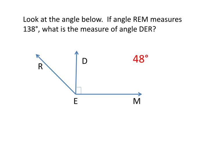 Look at the angle below.